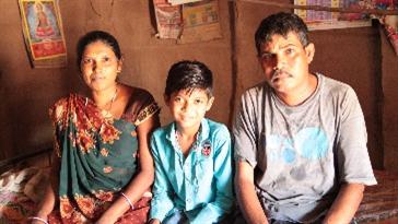 Cash Voucher for Families